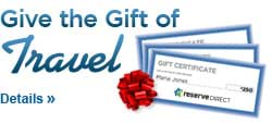 Gatlinburg Gift Certificates