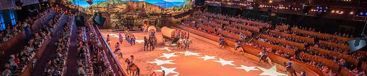 Dixie Stampede Vacation Packages in Gatlinburg, TN